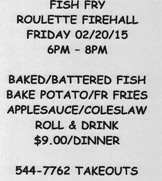 2-20 Fish Fry Roulette Firehall
