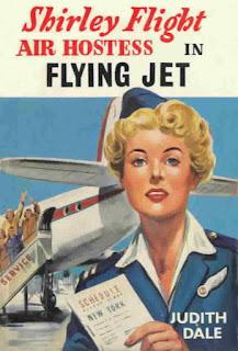 Bücher über Stewardessen - bombastic airlines