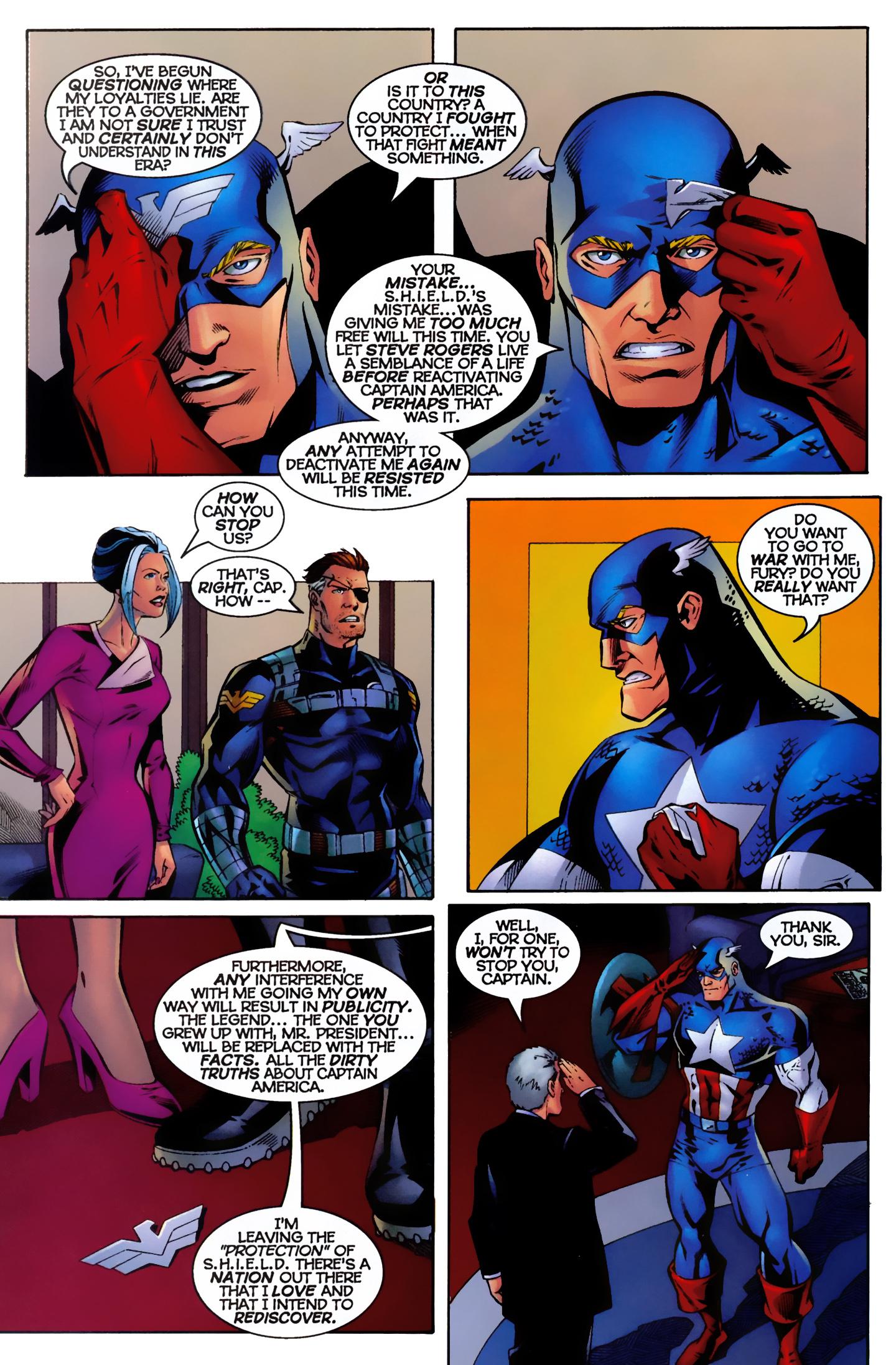 Captain America (1996) Issue #7 #7 - English 17