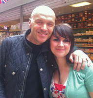 Simon Rimmer at Love Your Local Market