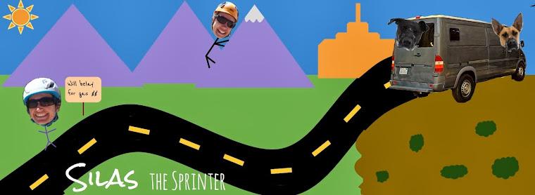 Silas the Sprinter