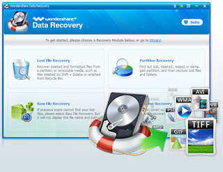 Wondershare Data Recovery 4.2.0.0 with Patch