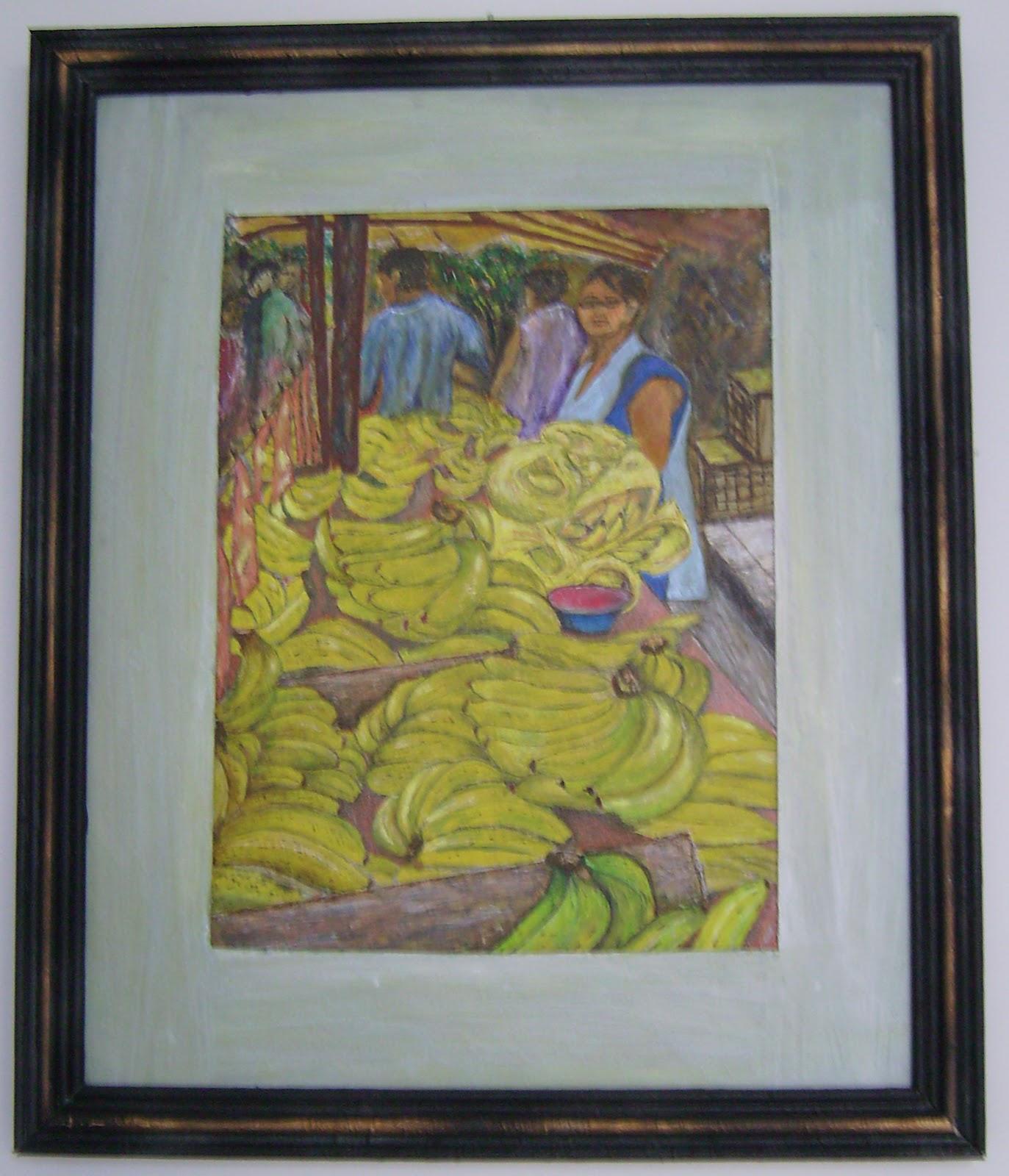 Adesivo De Parede Londres ~ Pinturas e Artesanato em jornal, argila e papel mach u00ea Feira do Jardim D'Adril Osasco
