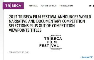 2013 Tribeca Film Festival