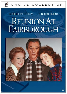 Reunion At Fairborough (released in 1985) - Starring Robert Mitchum, Deborah Kerr and Judi Trott
