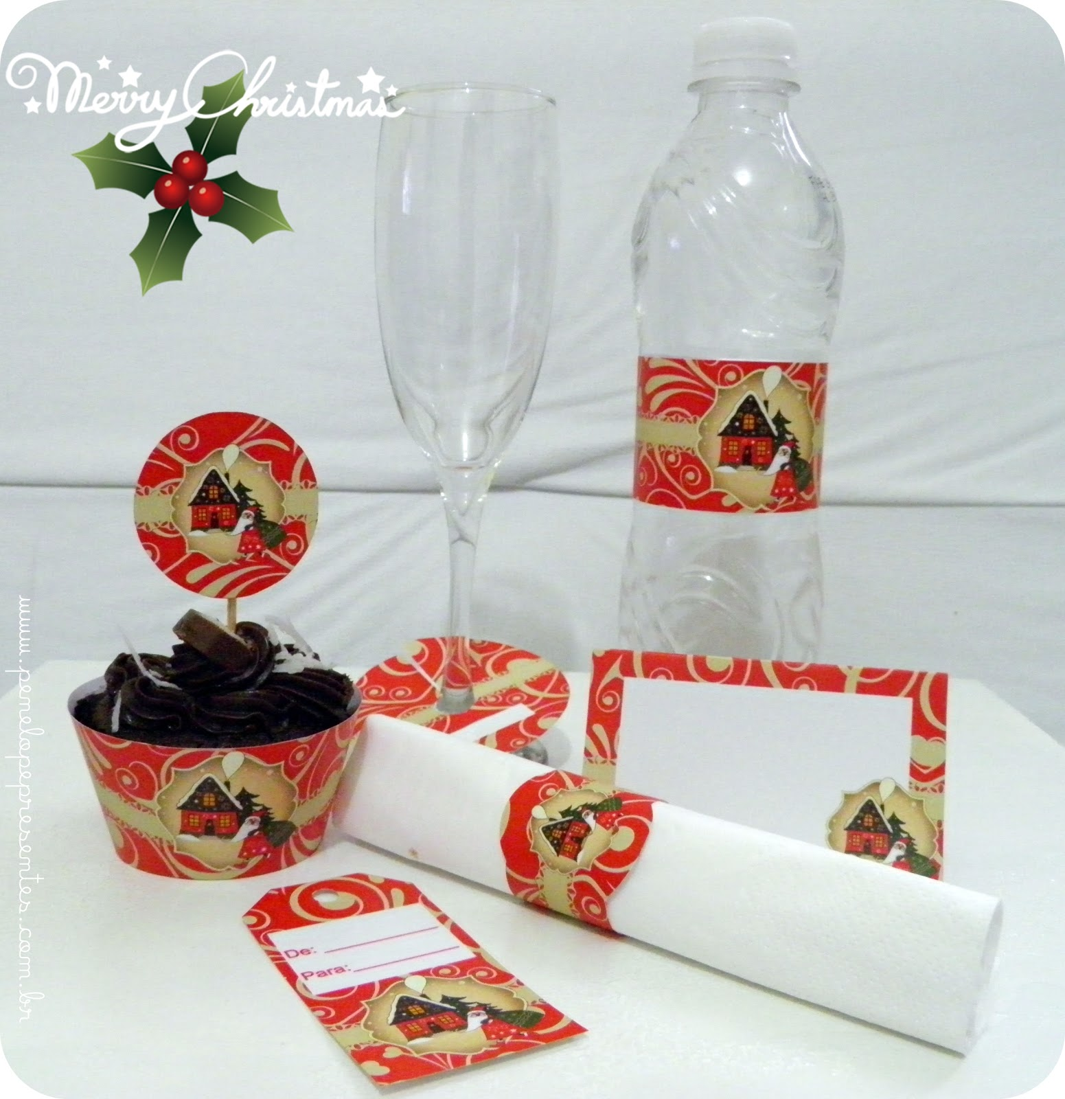decoracao festa natal:Blog Penéllope: Ideias Decoração Natal 2012
