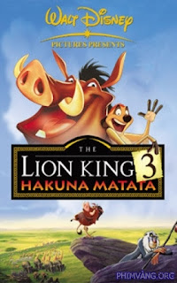 Vua Sư Tử 3 (2004) - The Lion King 3 : Hakuna Matata