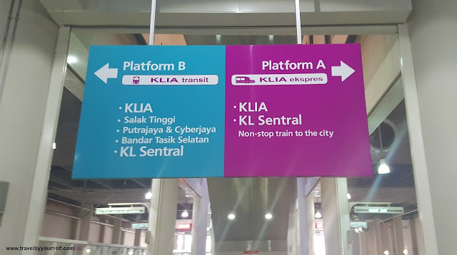 KL Sentral how to get there?