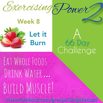 17 Days Left! Join Exercising Power 2!