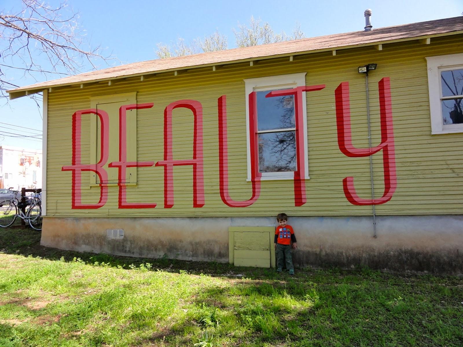 Austin Mural Beauty