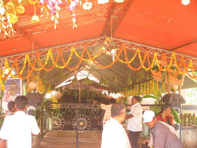 Sigandur Chowdeshwari Temple