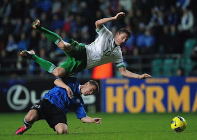 Estonia 0 - 4 Rep. of Ireland (2)