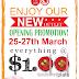 25 - 27 Mar 2015 Sushi Express Opening Promo