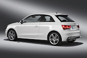 AudiA1SLine2012. The top of the range A1 has 185 HP and Stronic . (audi )
