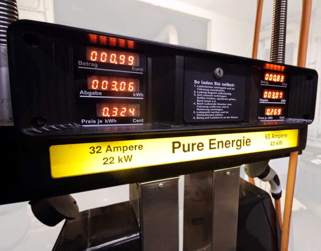 Zukunft fährt elektrisch: Januar 2015
