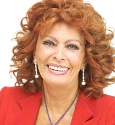 Sophia Loren celebridades del cine