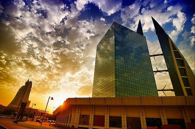 World trade center Manama
