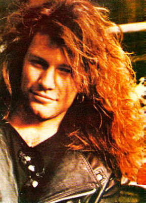 JON BON JOVI LONG HAIRSTYLE