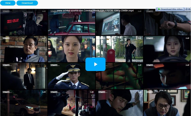 Screenshots Download Film Drama Korea Gratis Criminal Minds aka Keurimineol Maindeu aka 크리미널 마인드 (2017) Episode 01 1080p 720p 480p 360p Subtitle English Indonesia MKV MP4 Uptobox Userscloud Openload Upfile.Mobi