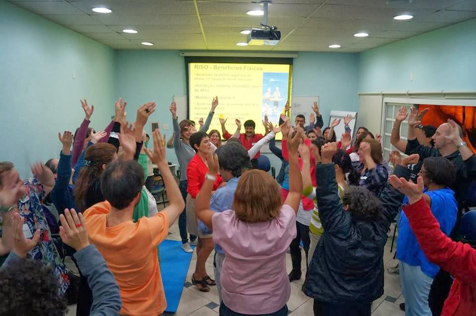 Brasil e Terapia do Riso