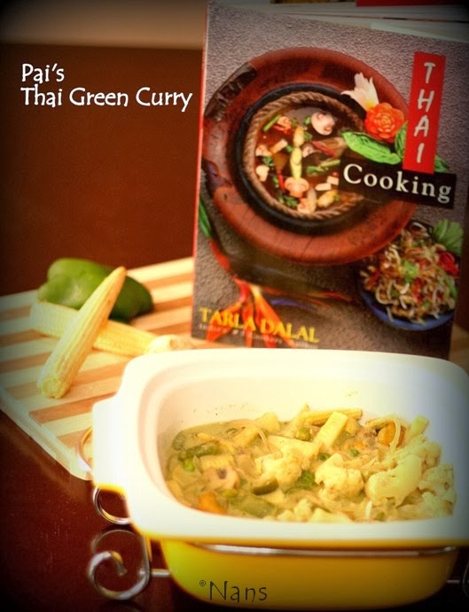 Thai Green Curry Cubes Recipe — Dishmaps