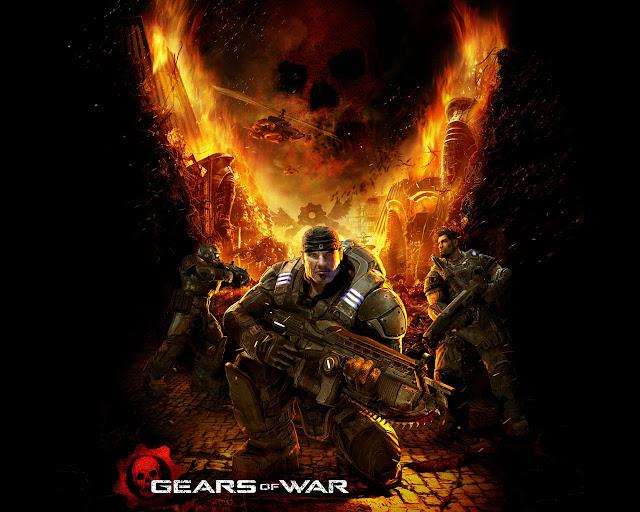 gears of war epic games microsoft windows shooter