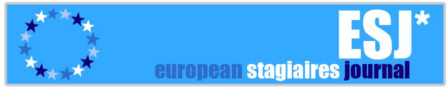 European Stagiaires Journal
