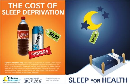 Lipsa de somn şi efectele negative asupra sănătăţii. Cost 02