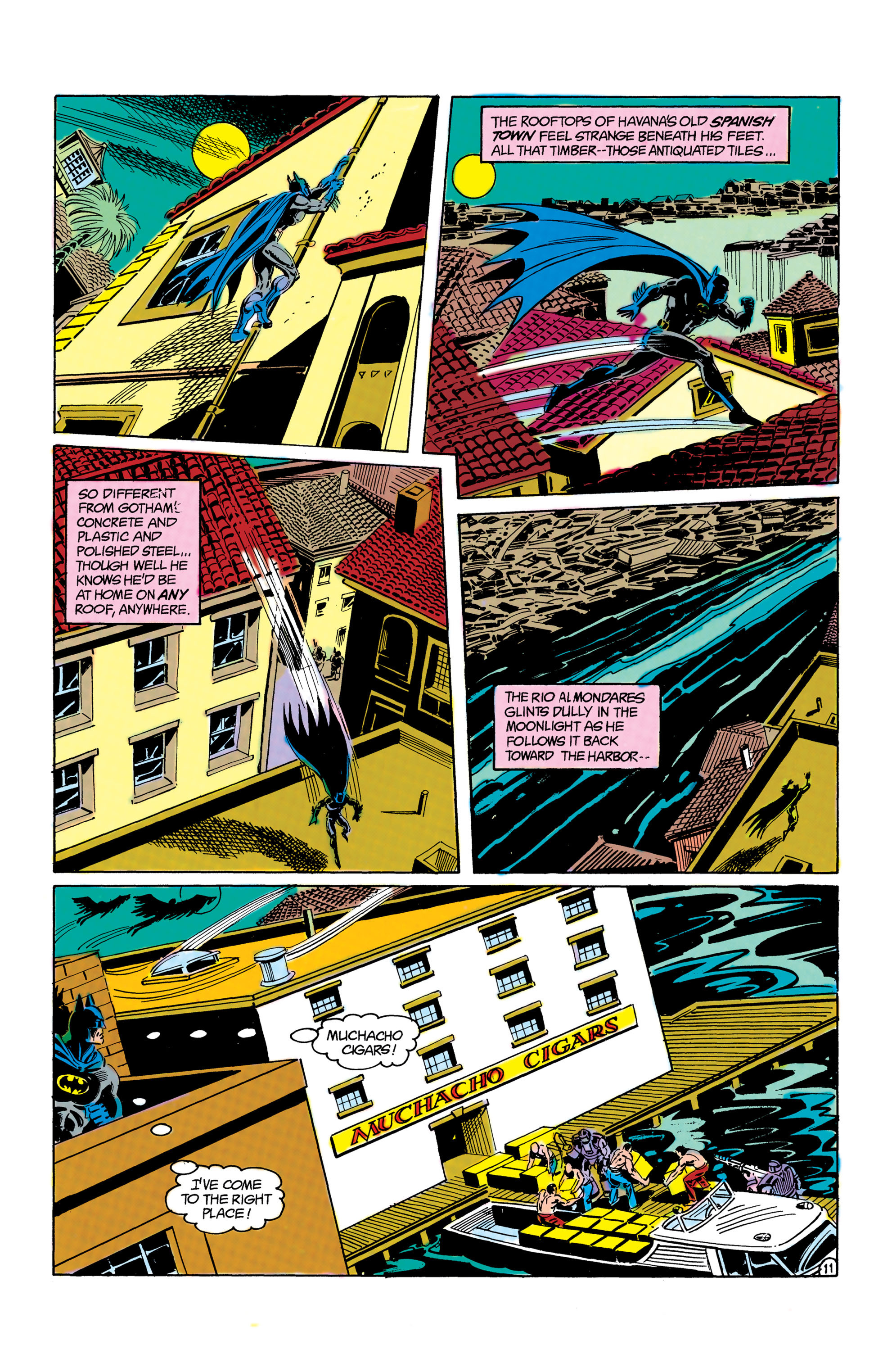 Detective Comics (1937) Issue #595 Page 12