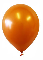 Balloon Orange5