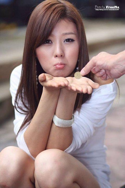 charming asian in wacky shot 23