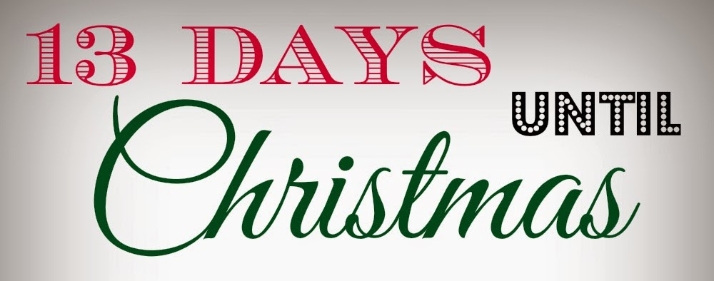 we are less than 2 weeks until christmas but between now and then there will be many reasons to celebrate including family gatherings work parties - How Many Weeks To Christmas