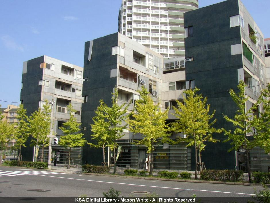 Arch1301 Heeyeon Kim Precedent Study Nexus World Housing Steven Holl