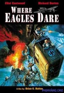Đột Kích Tổ Đại Bàng Vietsub - Where Eagles Dare Vietsub (1968)