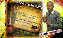 Personality of the Month