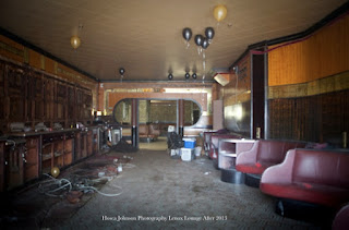 Lenox Lounge Stripped