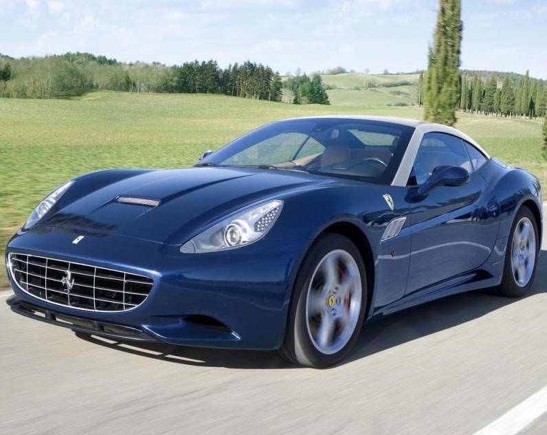 2013 Ferrari California ...