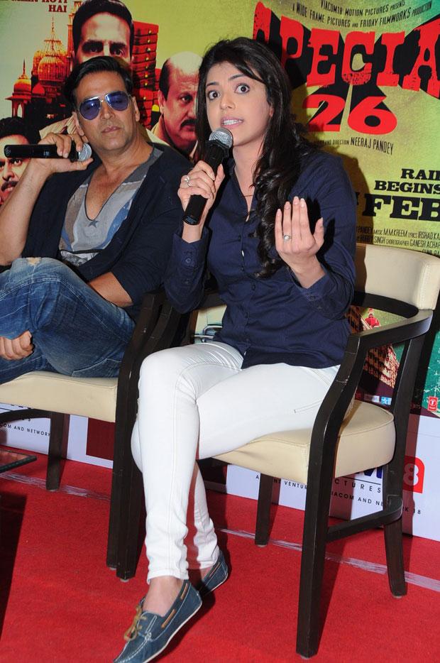 Kajal Agarwal latest movies