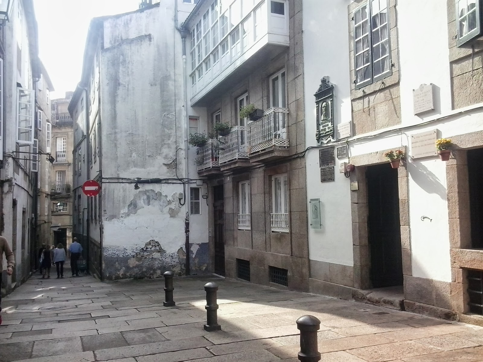 Blog del periodista luis negro marco la casa de la troya libro que dio fama mundial a la - La casa del libro santiago de compostela ...