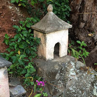 Miniature Japanese Shrine