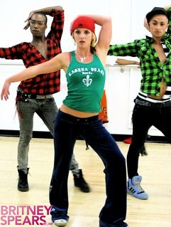 britney spears dance