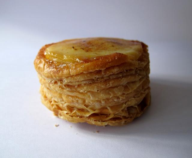 Les pâtisseries de Sébastien Gaudard - puits d'amour