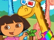 Dora Care Baby Giraffe