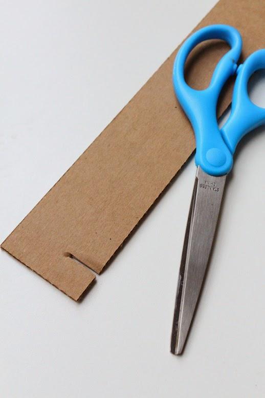 Lamparas con Carton Reciclado, Tutorial