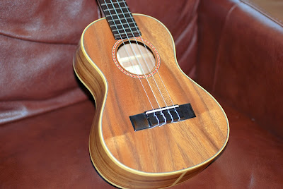 Noah Monkeypod Tenor body
