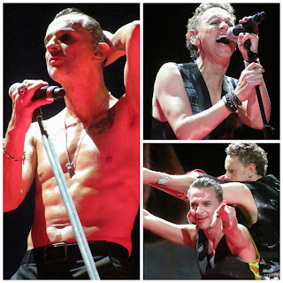 Depeche Mode Photo Collage (c) TaiDyed 2013