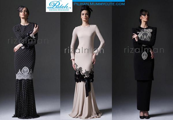 Fesyen Baju Kurung Moden Terkini Baju Kurung Moden Camni