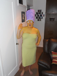 Marge Simpson Halloween