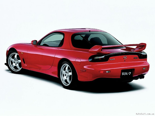 New picture of Mazda RX-7