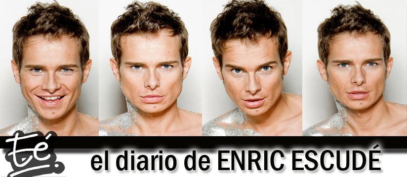 el diario de ENRIC ESCUDÉ